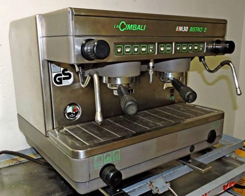 Kaffeemaschinen gebraucht for Gebrauchte kuchen lager